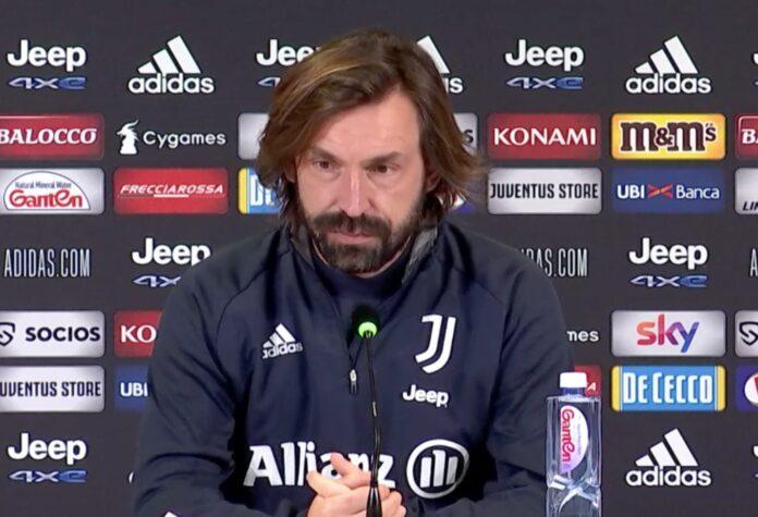 Pirlo vigilia Inter-Juve