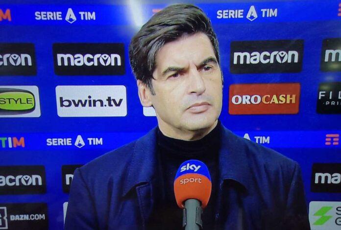 Lazio-Roma, Fonseca: