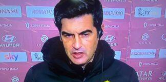 Fonseca intervista Coppa Italia