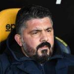Calciomercato Napoli, Gattuso traballa: tre nomi per la panchina