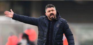 Calciomercato Napoli, Gattuso si è confrontato con il gruppo