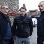 Calciomercato Roma, Sarri ed Allegri in corsa per la panchina