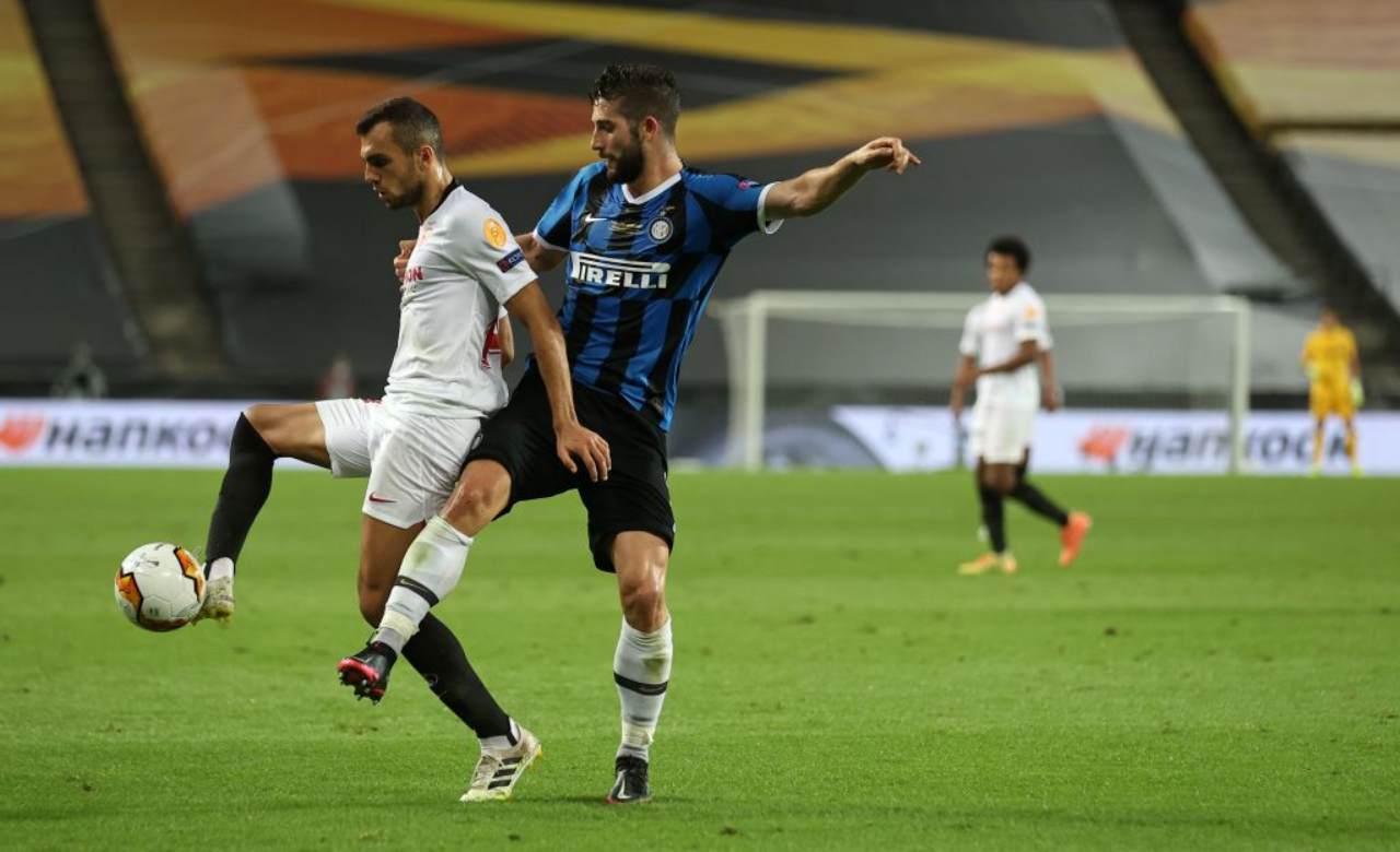 Joan Jordan contro l'Inter
