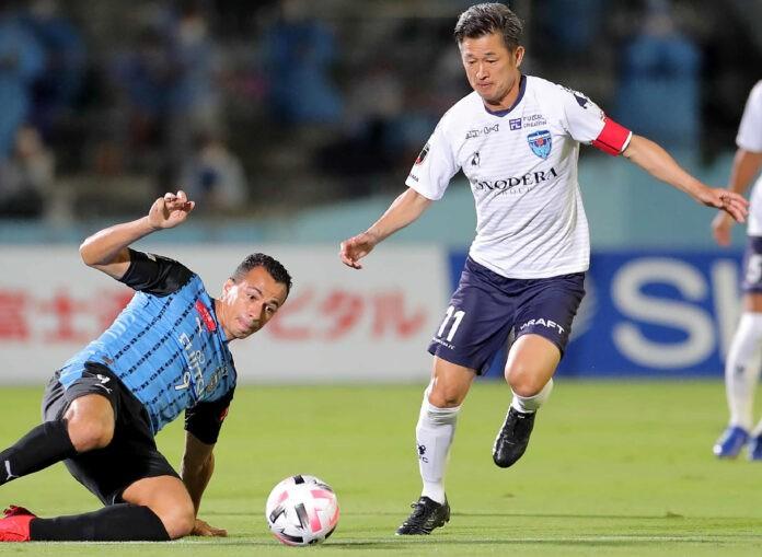 Kazu Miura UFFICIALE: rinnova ancora con lo Yokohama