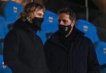 Positivi Juventus coronavirus