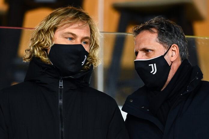 Calciomercato Juventus Paratici Nedved Pellegrini
