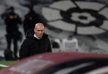Zidane ufficiale positivo covid-19