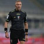 Coppa Italia, arbitri quarti di finale | Valeri per Inter-Milan: le designazioni