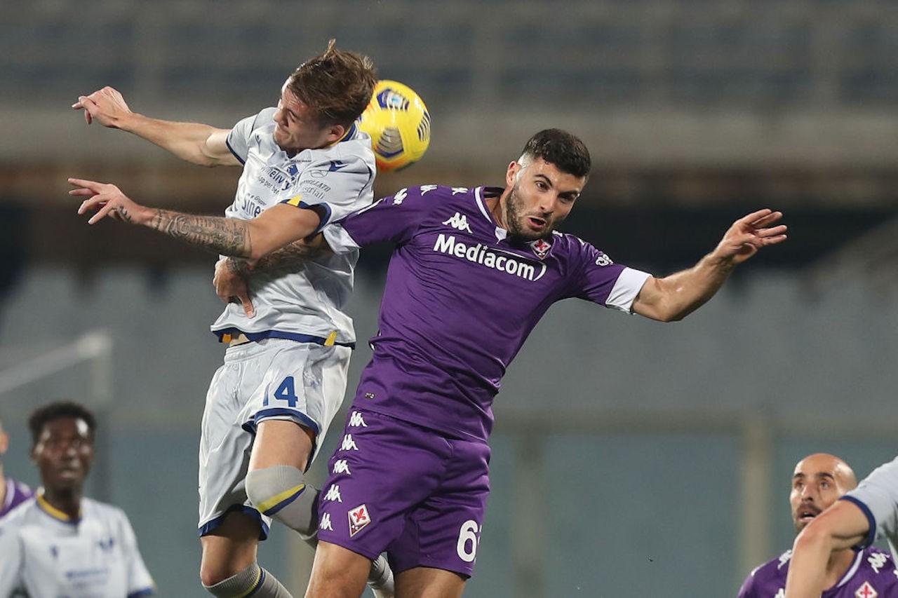 Fiorentina, saluta Cutrone: l'attaccante torna al Wolverhampton