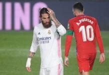 Che succede a Sergio Ramos: gelo Real, voci sulla Juventus e intrigo PSG