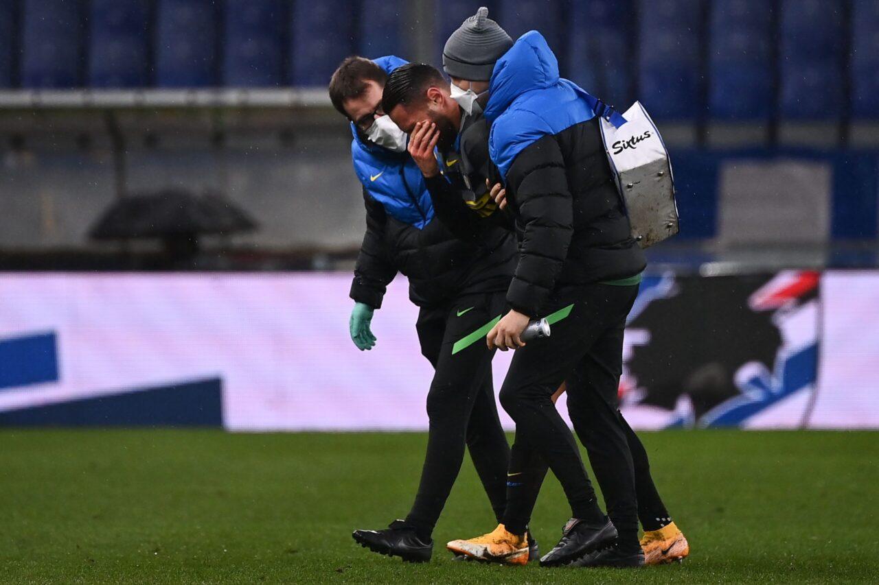 Sampdoria, Leris si scusa con D'Ambrosio: