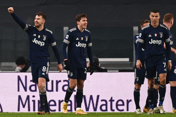 Juventus Sassuolo Ramsey