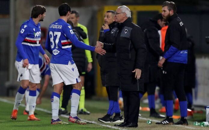 Diretta Sampdoria Udinese
