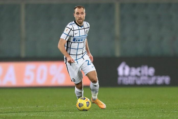 Calciomercato Inter, cessione Eriksen: no al prestito gratis al Tottenham