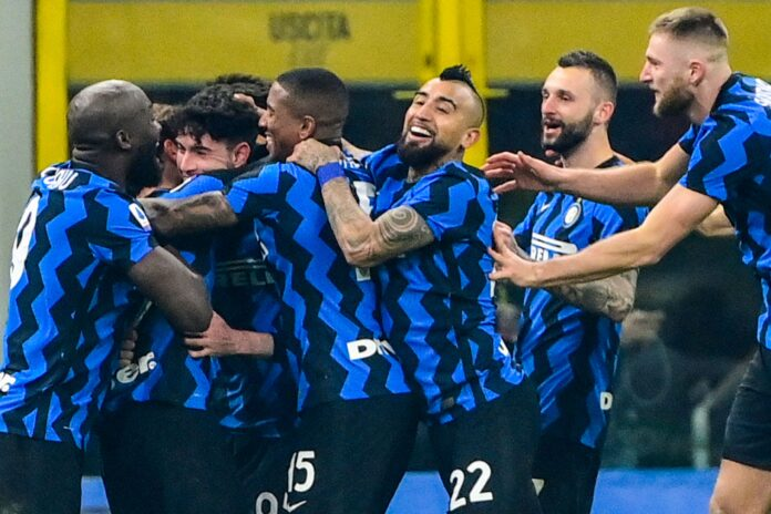 Inter-Juventus, Conte batte Pirlo