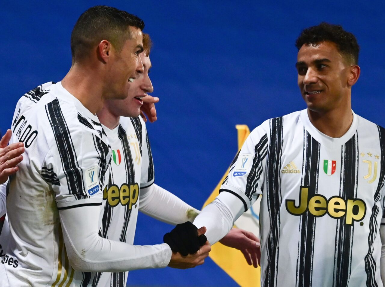 Juventus, Danilo: le favorite per la Champions