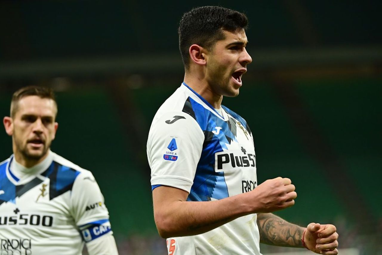 "Calciomercato Juventus, Romero sul futuro: ""Felice all'Atalanta"""