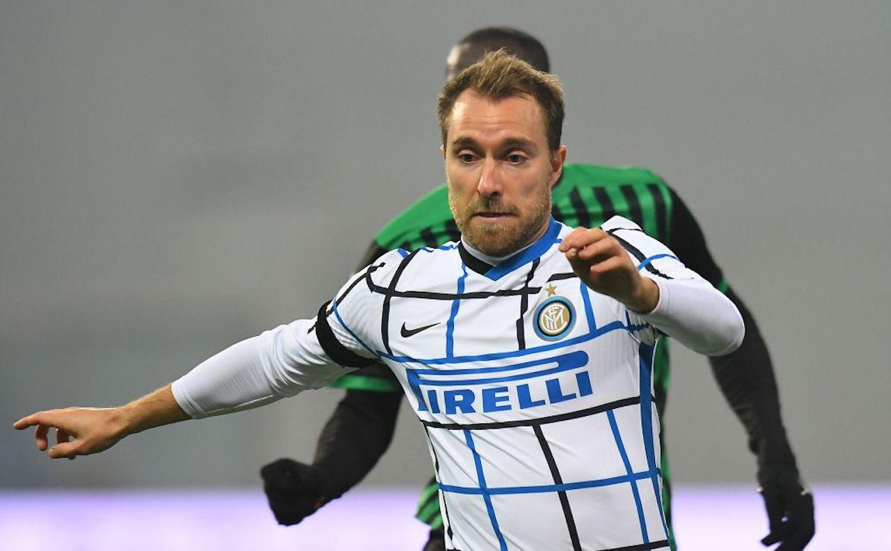 Eriksen Inter Wolves