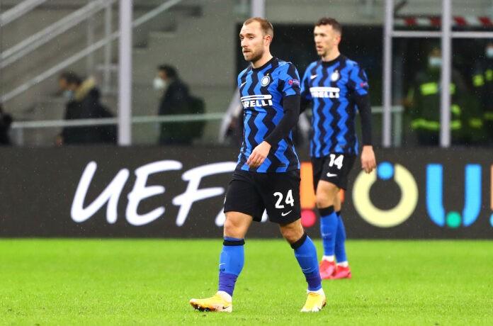 Inter, Eriksen vince il premio di 'bidone' del 2020