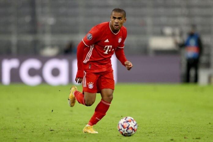 Douglas Costa Bayern Juve