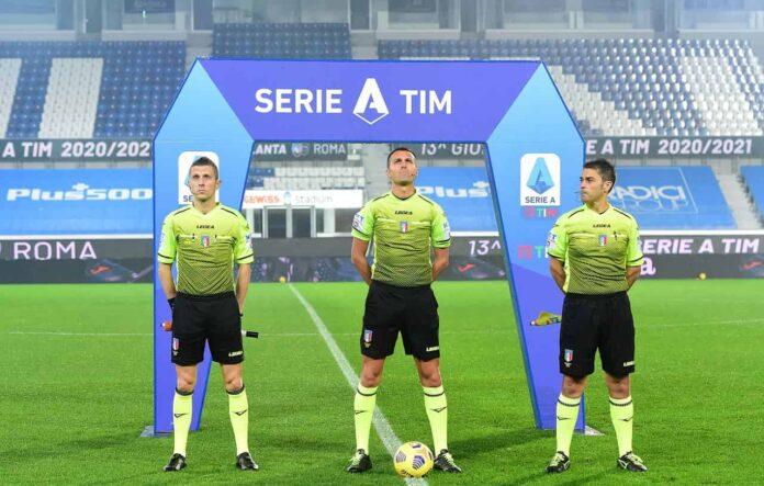 Arbitri Serie A, Roma-Inter a Di Bello
