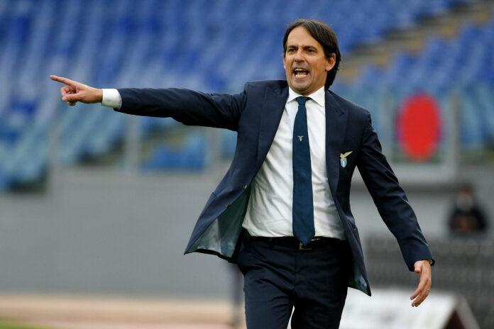 Inzaghi Strakosha Lazio