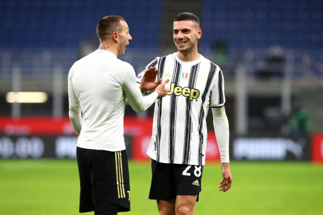 Calciomercato Juventus e Milan, ipotesi scambio Rebic-Demiral   I dettagli