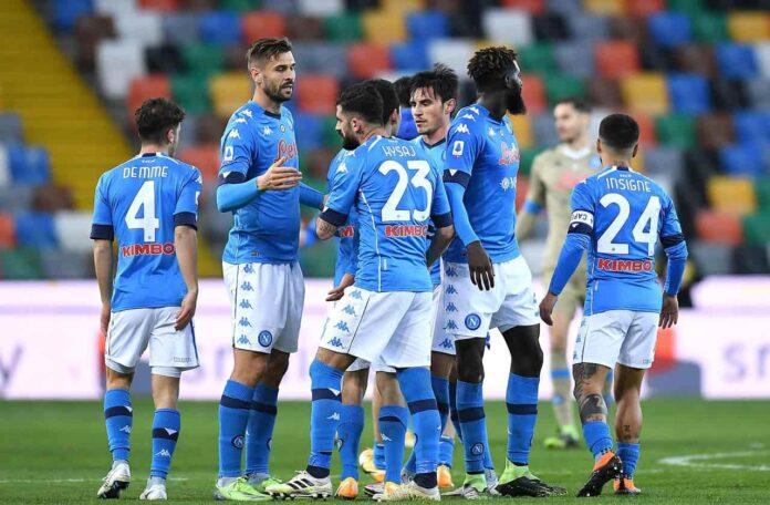Diretta Napoli Empoli