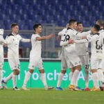 Roma-Spezia Coppa Italia