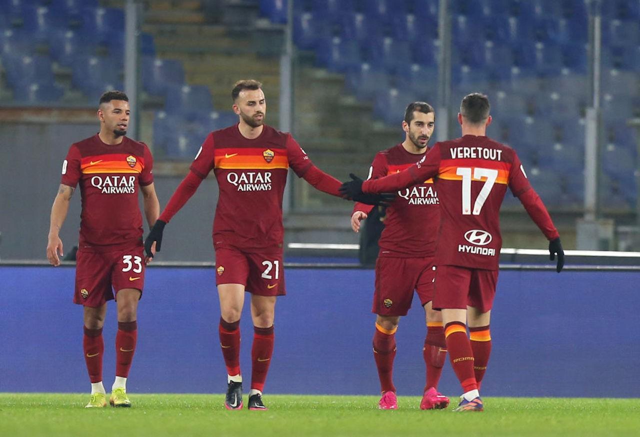 Coppa Italia, Roma-Spezia 2-4, i liguri passano ai quarti