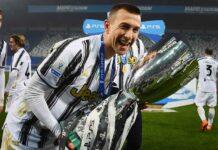 Calciomercato Juventus, cessione Bernardeschi