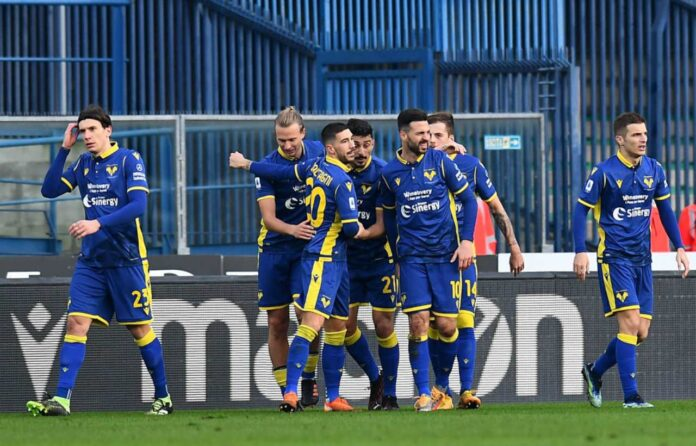 Serie A, il Napoli crolla a Verona   Sprofonda il Cagliari!