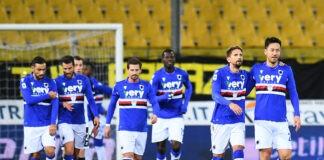Serie A, Parma-Sampdoria 0-2: Ranieri festeggia con Yoshida e Keita