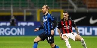 Eriksen pagelle Inter Milan