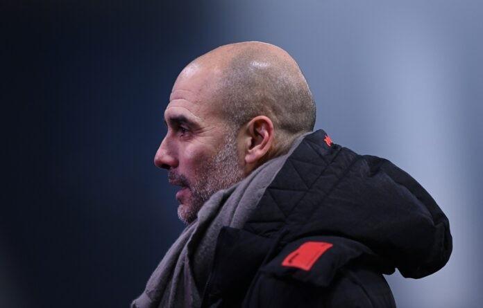 Manchester City, nuova dichiarazione d'amore di Pep Guardiola