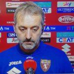 Torino-Spezia, Giampaolo parla dopo il brutto pareggio di oggi