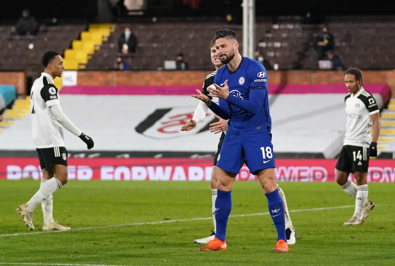 Calciomercato Juventus, Giroud nome forte in attacco