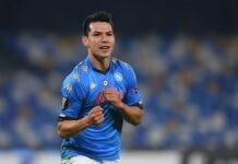 Lozano Udinese Napoli