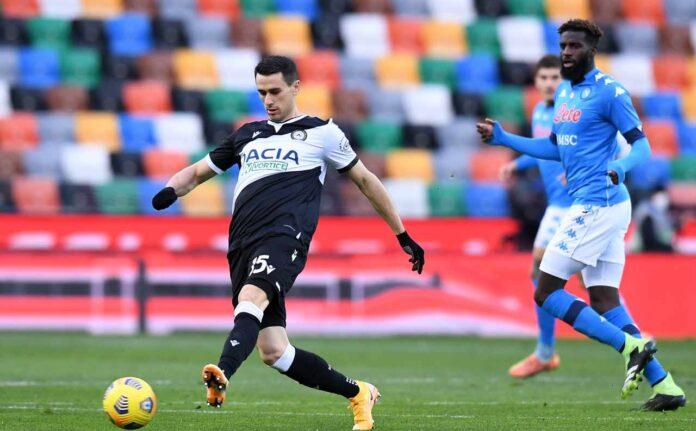 Lasagna Udinese Napoli