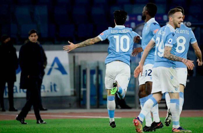Serie A, Lazio-Roma 3-0: Immobile e doppio Luis Alberto nel Derby