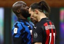 Inter-Milan, scintille tra Ibrahimovic e Lukaku   Pogba si schiera