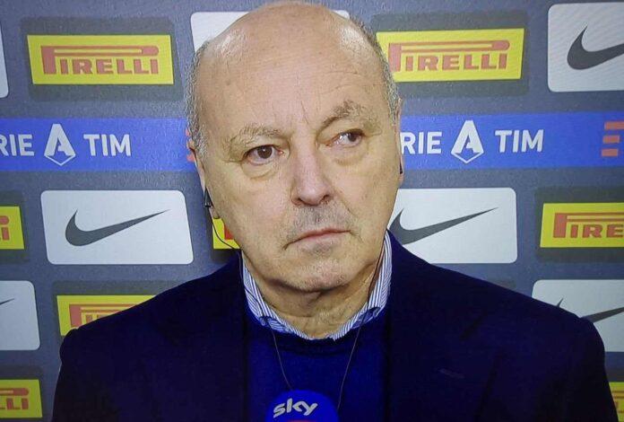 Inter-Juventus, Marotta: