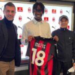 Calciomercato Milan, UFFICIALE Meite: i dettagli dell'operazione
