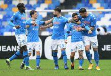 Serie A, Napoli-Fiorentina 6-0: super Insigne ed è Valanga azzurra