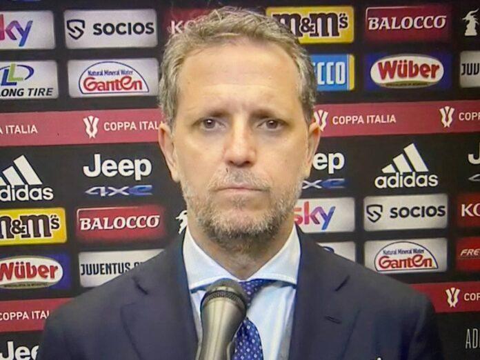 Fabio Paratici Scamacca Juve