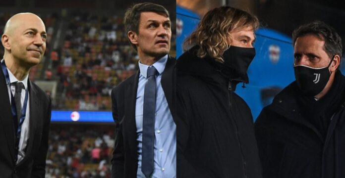 Calciomercato Milan Juventus Isco Depay Gomez