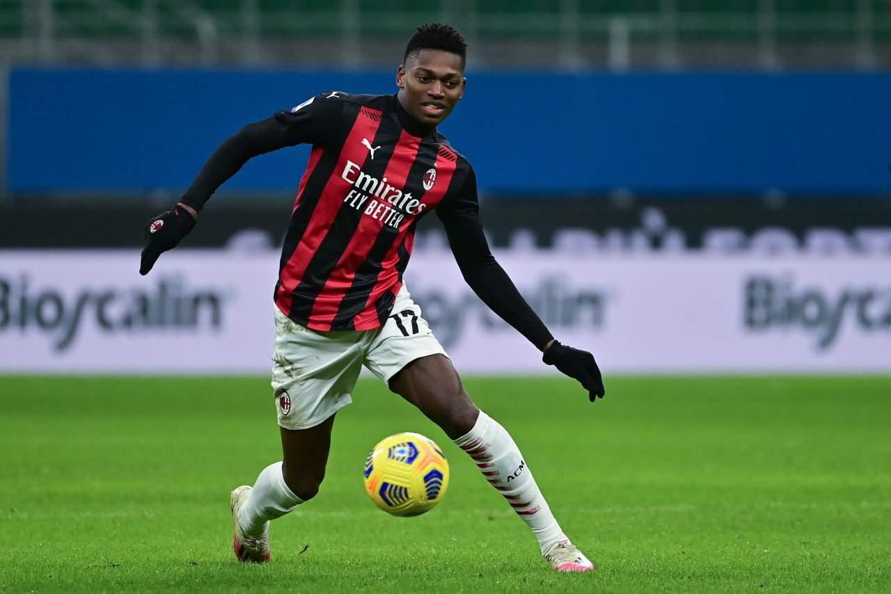 Serie A, Milan-Torino 2-0: bastano Rafael Leao e Kessié