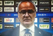 Sampdoria-Udinese, Ranieri ha parlato dopo la vittoria dei blucerchiati