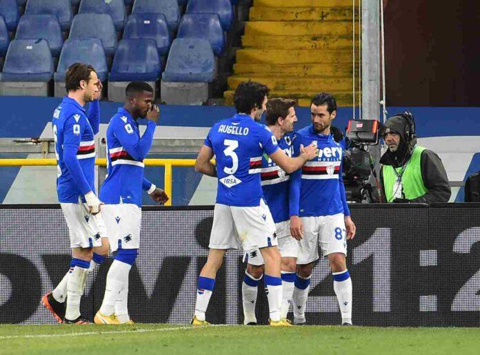 Serie A, Sampdoria-Udinese 2-1: de Paul sblocca, la decide Torregrossa