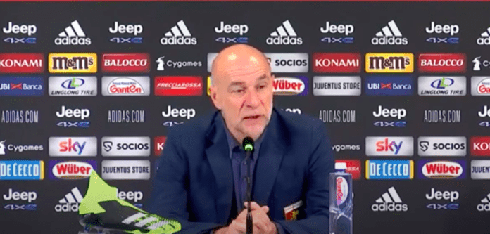 Juventus Genoa Ballardini